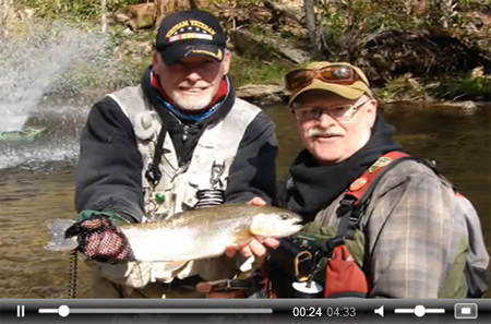 Boone NC Fly Fishing Guide Service