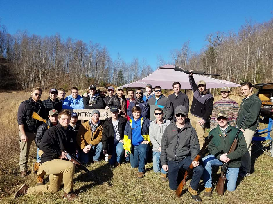 Mobile Sporting Clay Target Shooting Boone